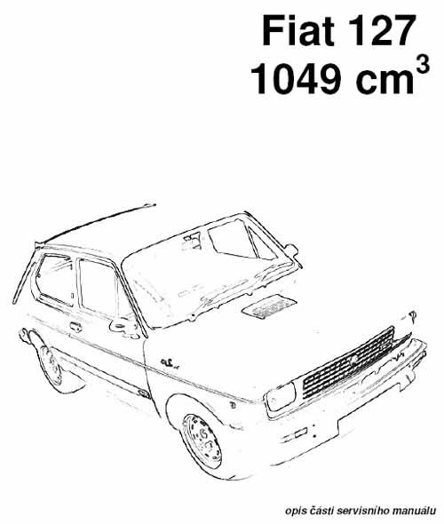 Руководство по ремонту и эксплуатации Fiat 127